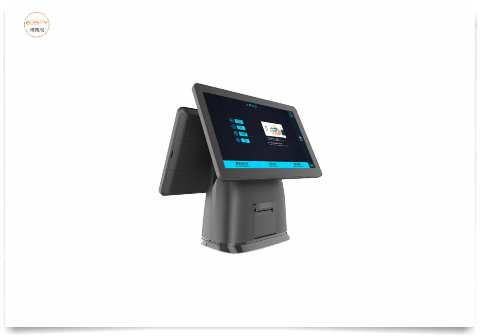 桌面式双屏访客一体机 BSN-VT500/D