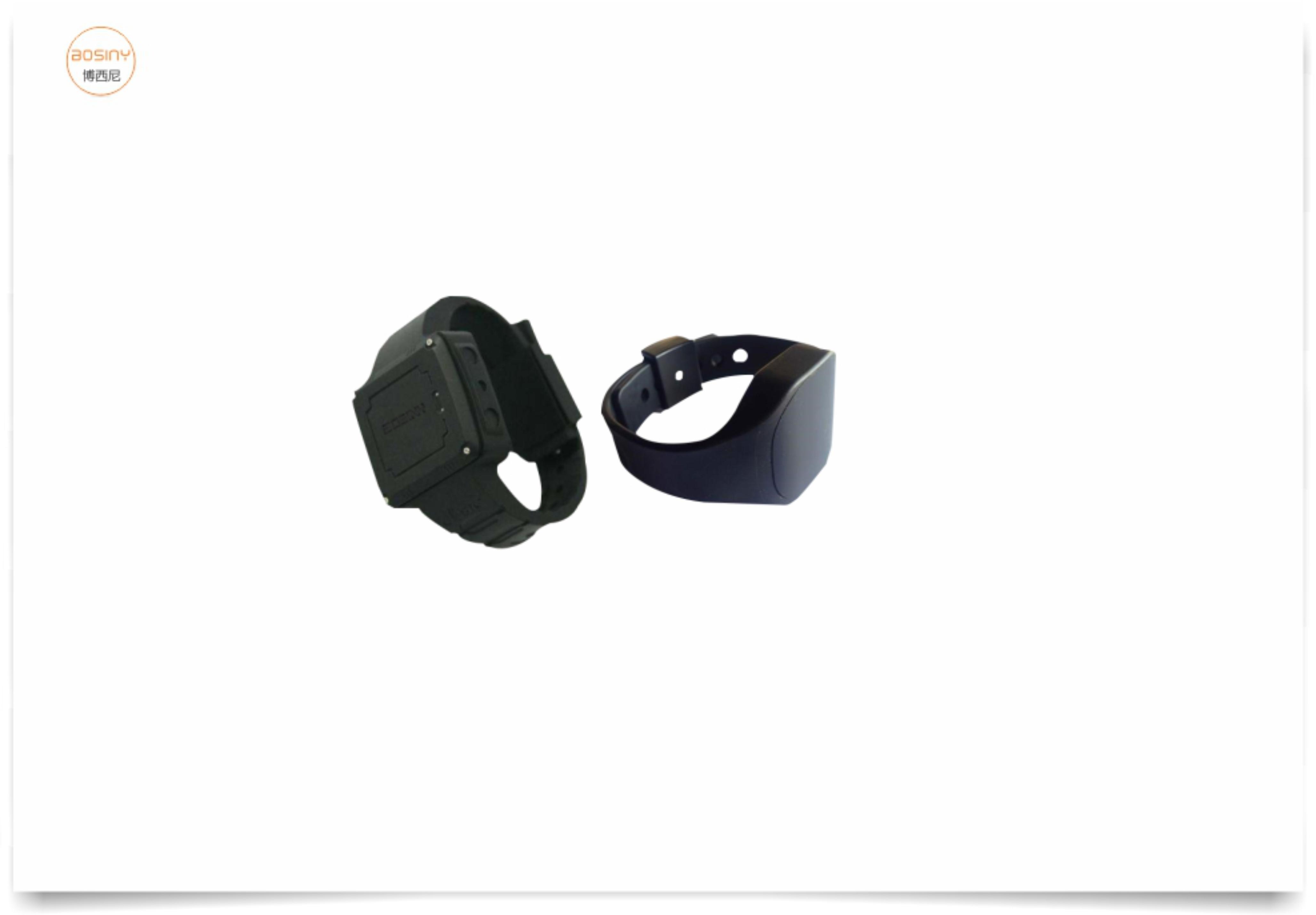 定位标签-腕带型