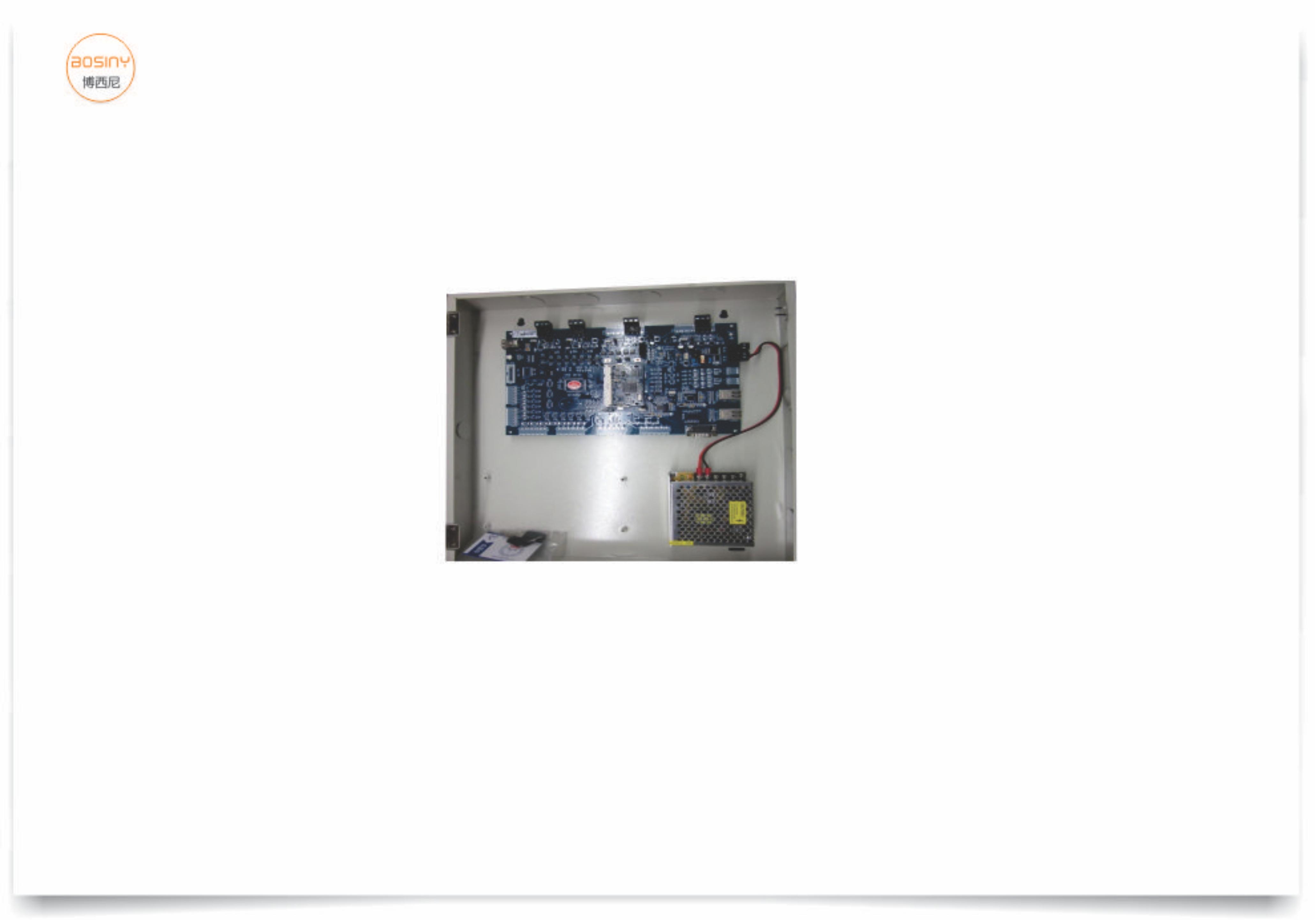 车位检测主控器BSN-PGC395