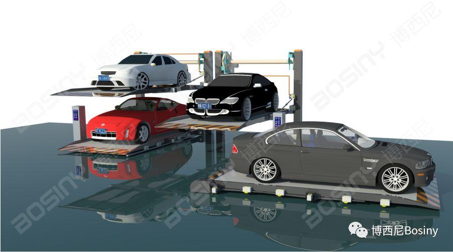 技术贴:立体车位视频车位引导设计